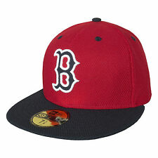New Era 5950 MLB Diamond Era Authentic Boston Red Sox Cap