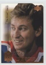 1999-00 Upper Deck Living Legend #18 Wayne Gretzky Edmonton Oilers Hockey Card