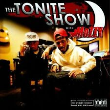 The  Tonite Show with Mozzy [PA] by Mozzy (CD, The Worlds Freshest)