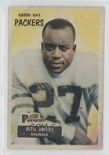 1955 Bowman #35 Veryl Switzer Green Bay Packers Football Card