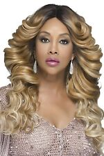 [LACE FRONT WIG] VIVICA A FOX INVISIBLE PART PRECUT LACE FRONT WIG - GLAM