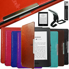 101% MAGNETIC Smart CASE COVER FOR KINDLE 6-Inch (8th Gen. 2016) +Accessor