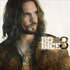 3 * by Bo Bice (CD, May-2010, Saguaro Road)