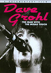 NEW Dave Grohl: The Man with the Midas Touch DVD Foo Fighters Nirvana