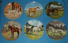SPODE COLLECTORS PLATES THE NOBEL HORSE COLLECTION -  CHOOSE INDIVIDUAL PLATE