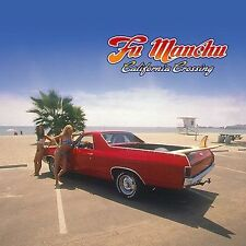 California Crossing by Fu Manchu (CD, Feb-2002, Mammoth)