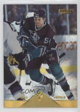 1996 Pinnacle Rink Collection 223 Sean Pronger Anaheim Ducks (Mighty of Anaheim)