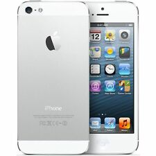 New in Sealed Box Factory Unlocked APPLE iPhone 5 / 4s Black White 4G Smartphone
