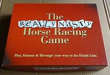 SELECTION OF REPLACEMENT SPARES FOR REALLY NASTY HORSE RACING BOARD GAME 2002