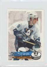 1995-96 Panini Album Stickers #227 Paul Kariya Anaheim Ducks (Mighty of Anaheim)