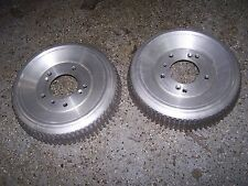 AUSTIN HEALEY 3000 Alfin Brake Drums also Austin Healey 100/6