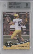 2012 Leaf US Army All-American Bowl 2008 #AAB-AL1 Andrew Luck BGS 9 U.S. Card