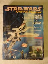 Rare Star Wars Estes X-wing Fighter Flying Model Rocketry Outfit Kit Sealed NIB