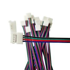 4 Pin RGB Connector Wire Cable For 5050 RGB LED Strip Light