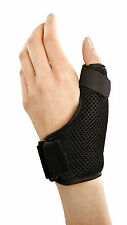 Wrist & Thumb Support - excellent support for thumb injuries and thumb arthritis