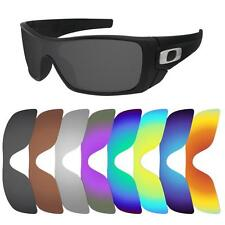 Dynamix Replacement Lenses for Oakley Batwolf Sunglasses - Multiple Options