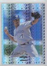 1997 Score Showcase Series Artist Proof #83 Juan Guzman Toronto Blue Jays Card