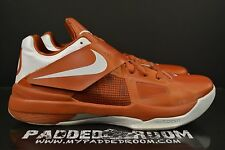 Nike Zoom KD IV Texas Longhorns USA BHM Aunt Pearl Scoring Title 473679 801