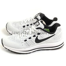 Nike Wmns Air Zoom Vomero 12 White/Black-Pure Platinum Running Shoes 863766-100