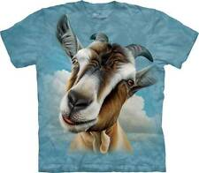 GOAT HEAD ADULT T-SHIRT THE MOUNTAIN