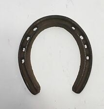 Horseshoe Cast Iron Western Cowboy Primitive Rustic Horse Barn Home Decor #134