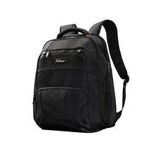 Titleist Professional Travel Gear Bag Backpack Black Titanium Red Authentic