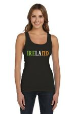 Ireland - Irish Pride Flag of Ireland St. Patrick's Women Tank Top Gift Idea