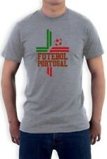 Futebol Portugal Flag T-Shirt World Cup National Team Soccer Football Fan Tee