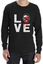 I Love Zombies - Undead Cool Apparel - Living Dead Long Sleeve T-Shirt Novelty