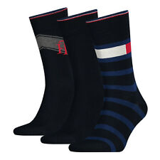 Tommy Hilfiger Mens 3 Pack Socks – Boxed