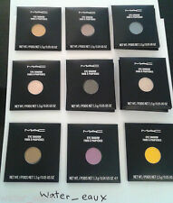 MAC Pro Palette Eye Shadow Refill Pan Eyeshadows BNIP, AUTHENTIC, see receipt