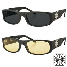 West Coast Choppers Sunglasses Gang Sun Glasses Biker Custom NEU Sunglasses