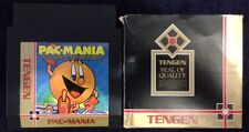 Pac-Mania NES Nintendo With Tengen Sleeve Tested Free Shipping