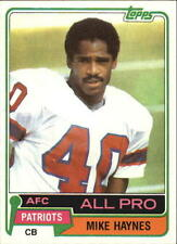 1981 Topps Football #1-250 - Finish Your Set - WE COMBINE S/H