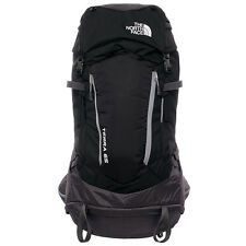 06 The North Face Backpack Terra 65 Backpack 2197.9 oz, TNF Black/Aphalt Gray