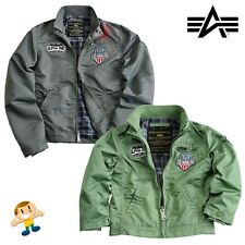 Alpha Industries Kids Jacke Mechanic II Childrens Jacket Boys Jacket Size 92-164