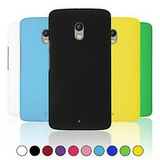 Hardcase for Motorola Moto X Play rubberized  Cover + protective foils