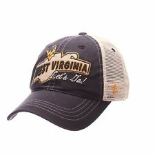 West Virginia Mountaineers Home State Adjustable Hat