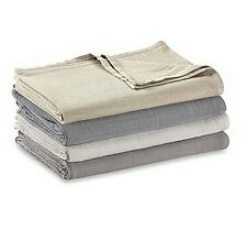 Kenneth Cole Reaction Home Reversible Cotton Blanket