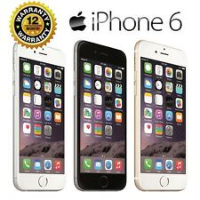 Apple iPhone 6 5S 4S 16GB 32GB 64GB GSM Unlocked Smartphone Gold Gray Silver UT