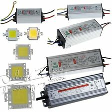10W 20W 30W 50W 100W High Power Waterproof LED Driver Supply LED Chips