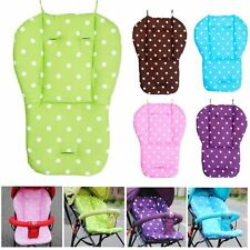Buggy Carriage Child Car Seat Pad Kid Feeding Chair Cushion Baby Stroller Mat