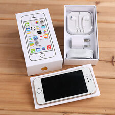 AS NEW Apple iPhone 5S 16GB 32GB 64GB 4G LTE 3 COLORS 100% Unlocked UT - AU