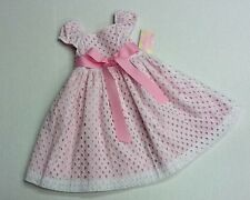 NWT Plum Pudding white Eyelet Dress baby girl 12M 18M 24M 2 3 4 $80 Made in USA
