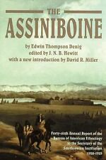 The Assiniboine(Indians) by Edwin Thompson Denig (2000, Paperback)