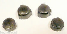 vintage WESTINGHOUSE 232E RADIO:  SET OF 4 BAKELITE KNOBS two large are 1 & 1/16