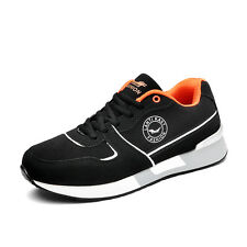 GOMNEAR Mens Spring Big Size Sports Shoes Casual Walking Non Slip Outdoor Shoes