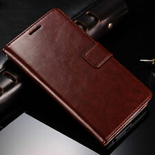 Luxury Soft Leather Case Flip Card Solt Wallet Phone Cover For LG G4 N
