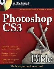 Bible Ser.: Photoshop CS3 Bible 410 by Robert C. Fuller and Laurie Ulrich...
