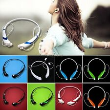 Stereo Wireless Universal Music Headset Bluetooth Neckband Headphone K0E1